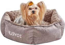 dog bed washable calming cat bed anti