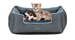 Dog Bed Water Resistance Cat Pet Bed Removable Machine Washa