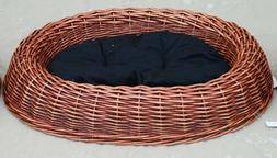 Dog Bed with Cushion Cat Bed Pet bed  Dog Basket Puppy Beddi