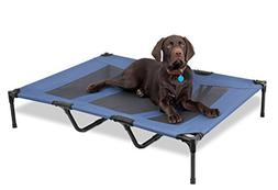 Internet's Best Dog Cot   48 x 36   Elevated Dog Bed   Cool