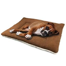 DOGJOG Dog Cushion Cover Dog Kennel Mat Washable Mat Comfort