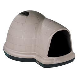 New Dog House Kennel Outdoor Weather Proof Pet Shelter Dog s