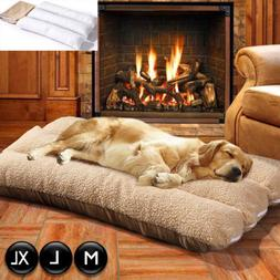 Dog Pet Cat Cage Cage House Bed Mat Pad Cushion Mattress Was