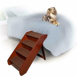 Doggy Stairs for Large Medium Small Dog Best or High Bed to