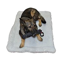 RedLine K9 Double Sided Sherpa Dog Bed Crate Mat