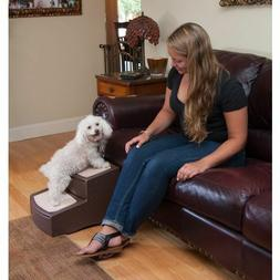 Pet Gear Easy Step I & II Dog Cat Stairs, Ladder for Couch o