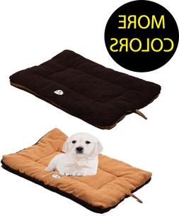 Eco-Friendly Eco-Paw Reversible Fleece Dual-Toned Travel Pet