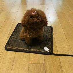 Electric Heating Pet Pad Indoor For Dog Cat Bed Doghouse Ken
