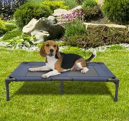 Pawhut Elevated Dog Bed / Pet Cot