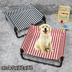 Elevated Dog Pet Bed Folding Portable Waterproof Outdoor Cam