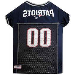 NEW ENGLAND PATRIOTS Dog Mesh Jersey ALL SIZES Licensed NFL