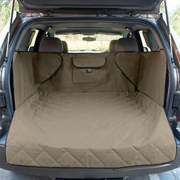 FrontPet Extra Wide Quilted Dog Cargo Cover for SUV Universa