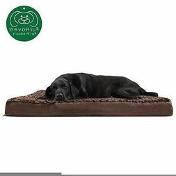 Extra Large Breed Dog Bed Mattress Furniture Thick Memory Fo