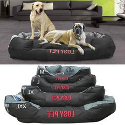 Extra Large Jumbo Orthopedic Pet Dog Bed Dog Pillow Baskets