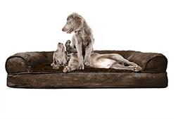 Extra Large Pet Dog Bed With Memory Foam Orthopedic Durable