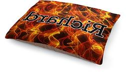 RNK Shops Fire Dog Pillow Bed