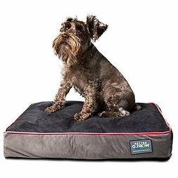 FirstQuality Categories 5quot; Thick Orthopedic Dog Bed Pure