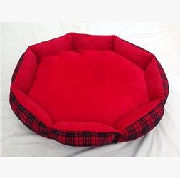 AIDELAI Golden nest washable kennel large dog in Alaska nest