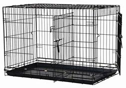 Precision Pet by Petmate 2 Door Great Crate with Precision L