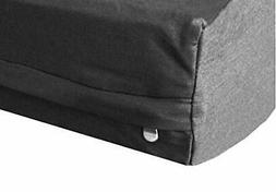 """Dogbed4less Heavy Duty Canvas Duvet Pet Dog Bed Cover 37""""X27"""