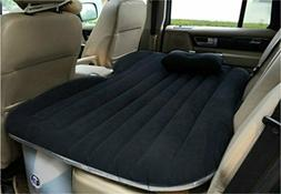 Heavy Duty Car Travel Inflatable Mattress Bed SUV Back Seat