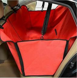Hot sale Waterproof car seat cover for pets,dog seat cover d