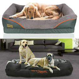 jumbo plus dog beds orthopedic extra large
