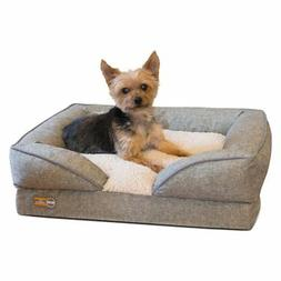 K&H Pet Products Pillow-Top Orthopedic Lounger Dog Bed