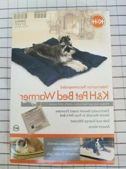 K&H Heated Pet Bed Warmer Dog Cat Electric Heating Pad Indoo