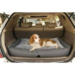 K&H PET PRODUCTS 7612 Gray TRAVEL / SUV PET BED LARGE GRAY 3