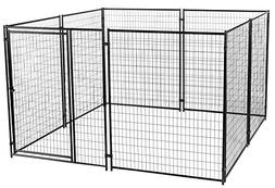 Dog Kennel - Lucky Dog Modular Box Kennel - This Welded Anim