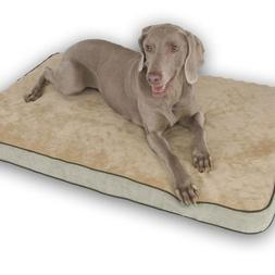 K&H Pet Products K&H KH4141 Small Memory Sleeper In Mocha -