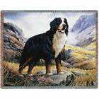 Pure Country 1935-T Bernese Mountain Dog Pet Blanket, Variou