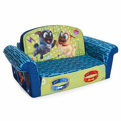 Marshmallow Open Couch Furniture, Disney Puppy