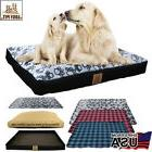3 Layer Extra Large/ Large /Medium Waterproof Dog Bed Couch