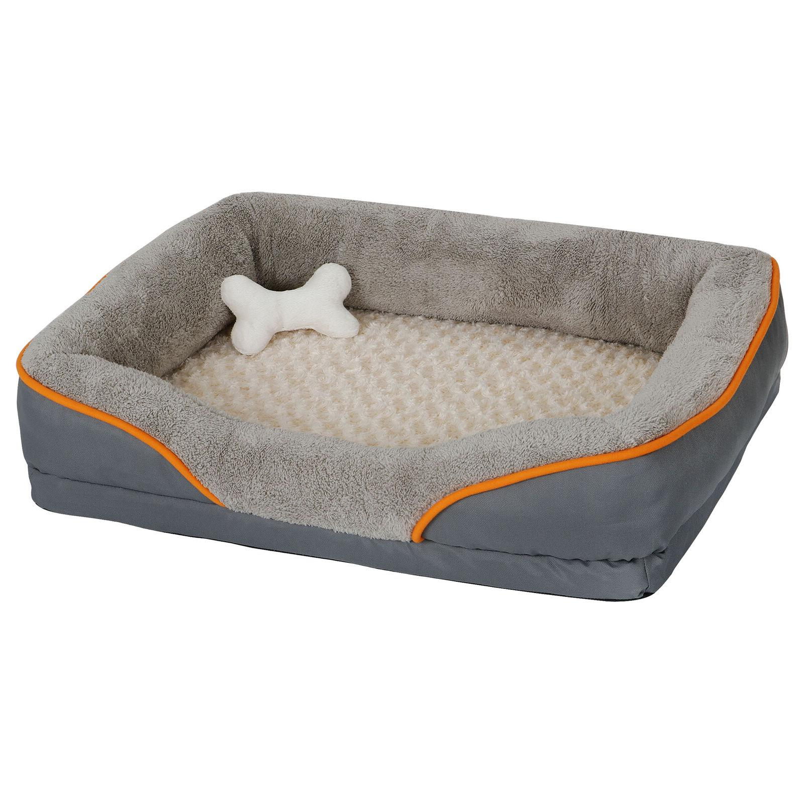 Washable Durable Pet Sofa Bed Soft Memory Foam