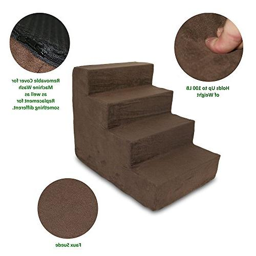 Best COVER Stairs/Steps - Brown