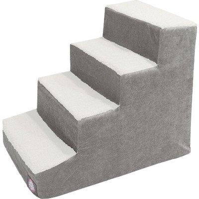 4 Pet Stairs Products Villa Vintage for Grey