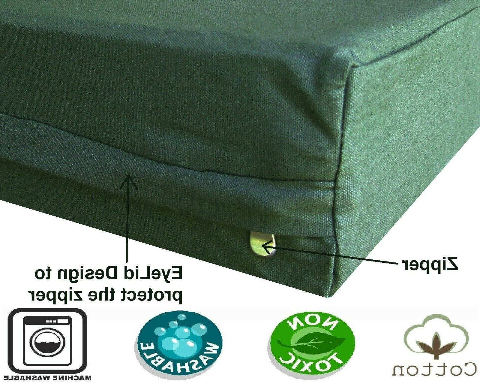 Dogbed4less XL Orthopedic Pet Dog Bed Crate