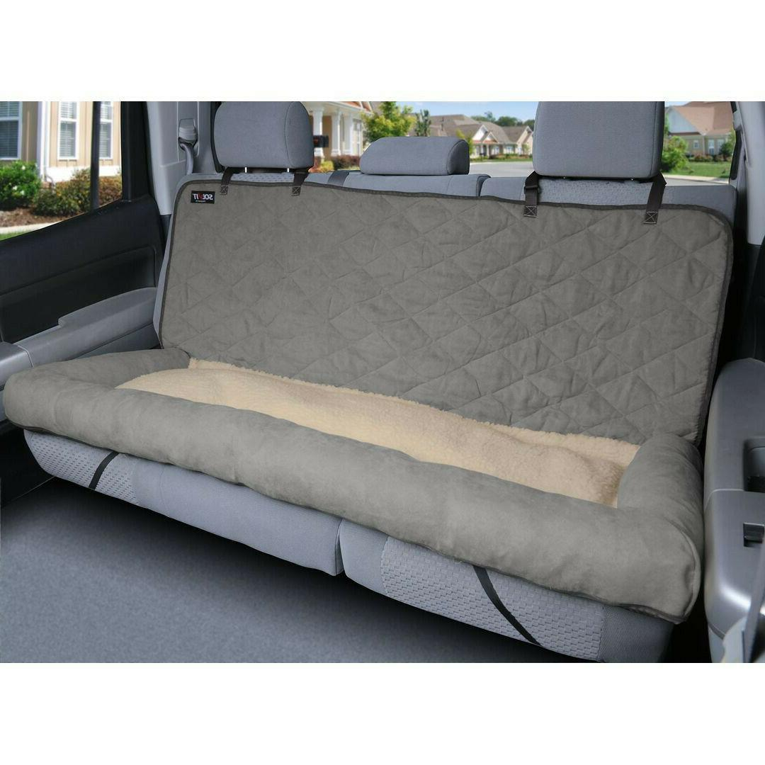 Phenomenal Solvit 62455 Car Cuddler Large Grey Ibusinesslaw Wood Chair Design Ideas Ibusinesslaworg