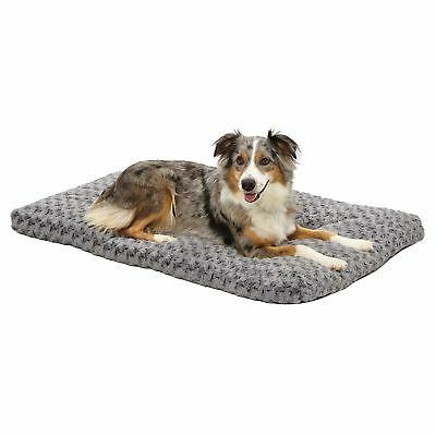 """Dog Beds Extra Large 40""x 27"" Washable Cover Cooling Gel Bi"