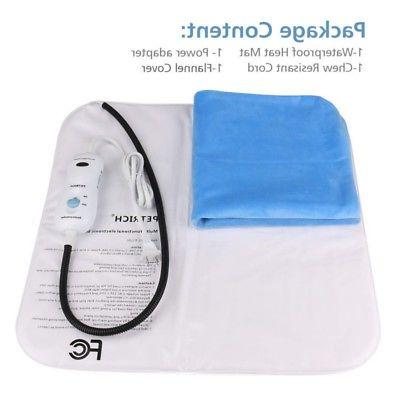 Adjustable Heating Pad, Electric Heating For Dog Mats