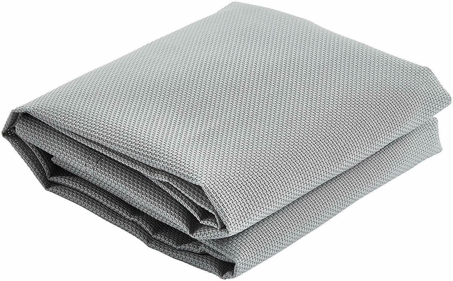 AmazonBasics Elevated Cooling Bed Replacement Updated Sizing, Grey