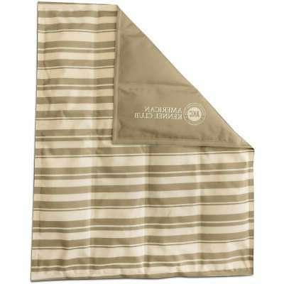 american kennel club striped reversible