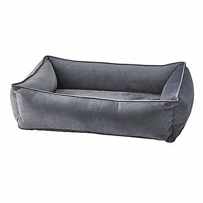amethyst urban lounger dog bed