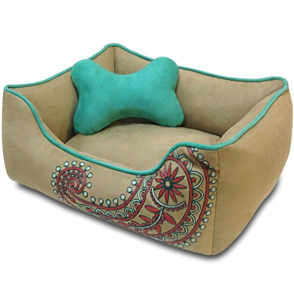 Pet Beds For Small Dogs Heavy Duty Washable Comfort Durable