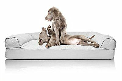 Big Dog Bed Sofa Pet Couch Sleeping Mattress Cushion Orthope