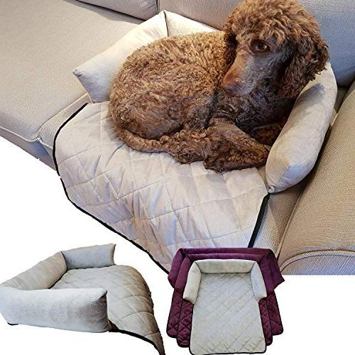 Couch - for Sofas, or - Bed, & Protector for Bolster for and Protection