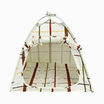 country flair dog tent dome