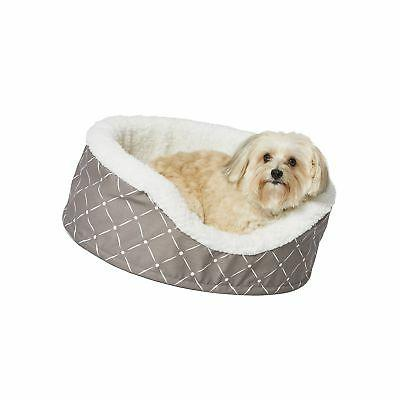 couture orthopedic cradle pet bed for dogs